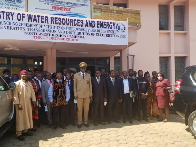Master plan for Electricity Generation and Transmission launched in Bamenda