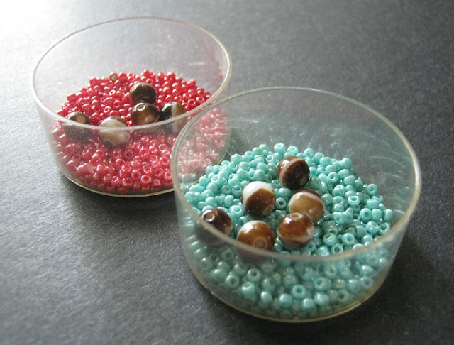 Hot and Cold Bead Palette
