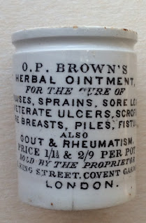 Brown's, O.P. Brown's, Professor O. Phelps Brown's,