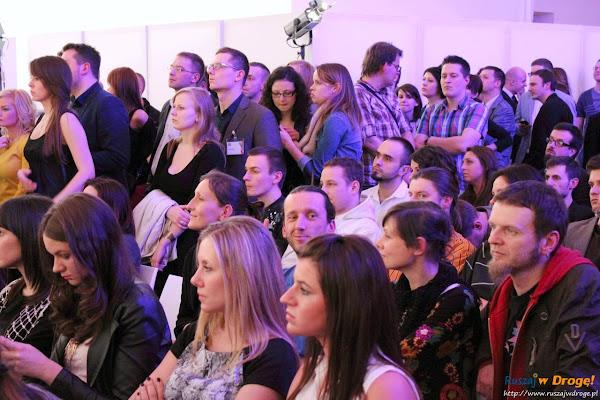 gala blog roku onet 2012 - tłumy na sali