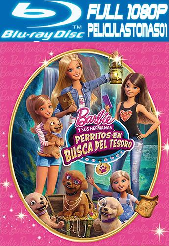 Barbie y sus hermanas: Perritos en busca del tesoro (2015) BDRipFull m1080p