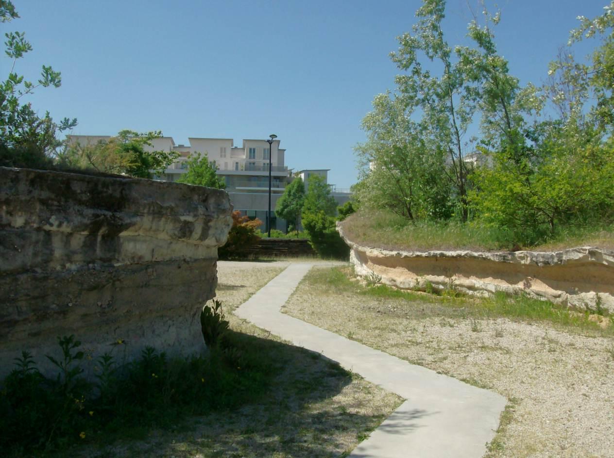 Jardin botanique bordeaux france catherine mosbach for Appartement bordeaux jardin botanique