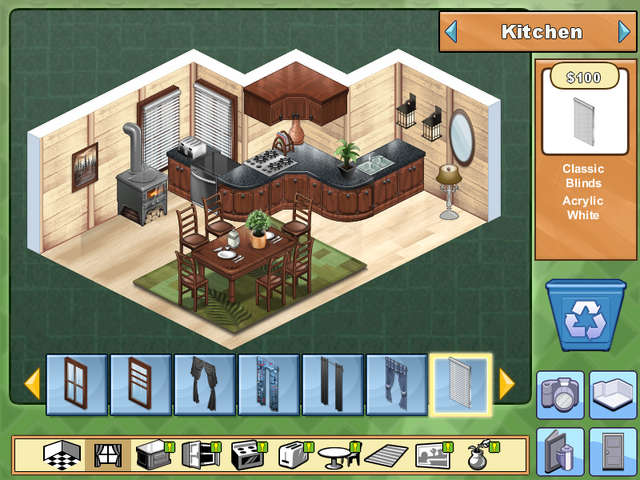Games Houses You Can Design