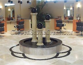 Fountains, Interior