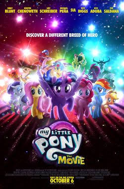 Download My Little Pony The Movie (2017) Subtitle Indonesia