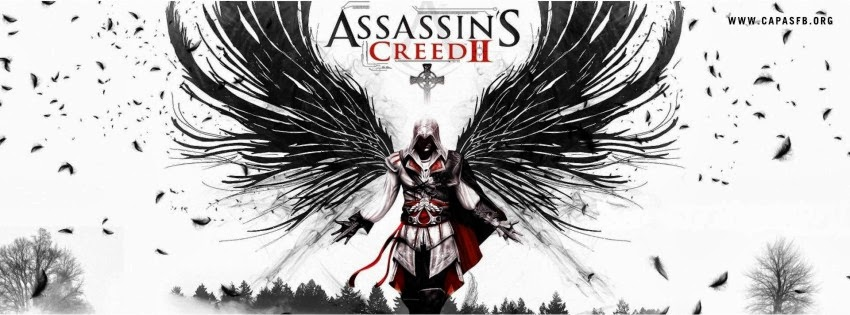 Capas para Facebook Assassins Creed II