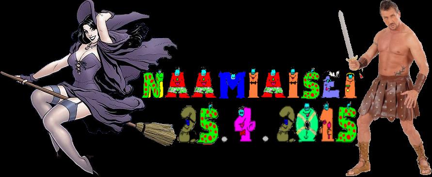 Naamiaiset 2015