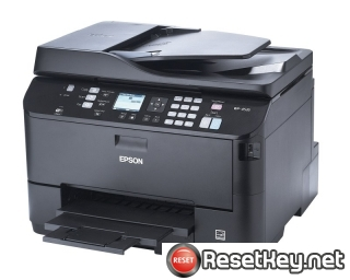 WIC Reset Utility for Epson WorkForce WP-4535 Waste Ink Counter Reset