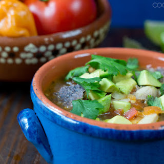 Mexican Lime Soup (Sopa de Lima) in 15 Minutes