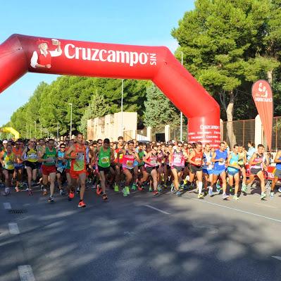 Media Maratón de Alcázar de San Juan 2013 - Carrera