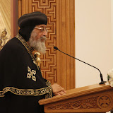 His Holiness Pope Tawadros II visit to St. Mark LA - _MG_0599.JPG