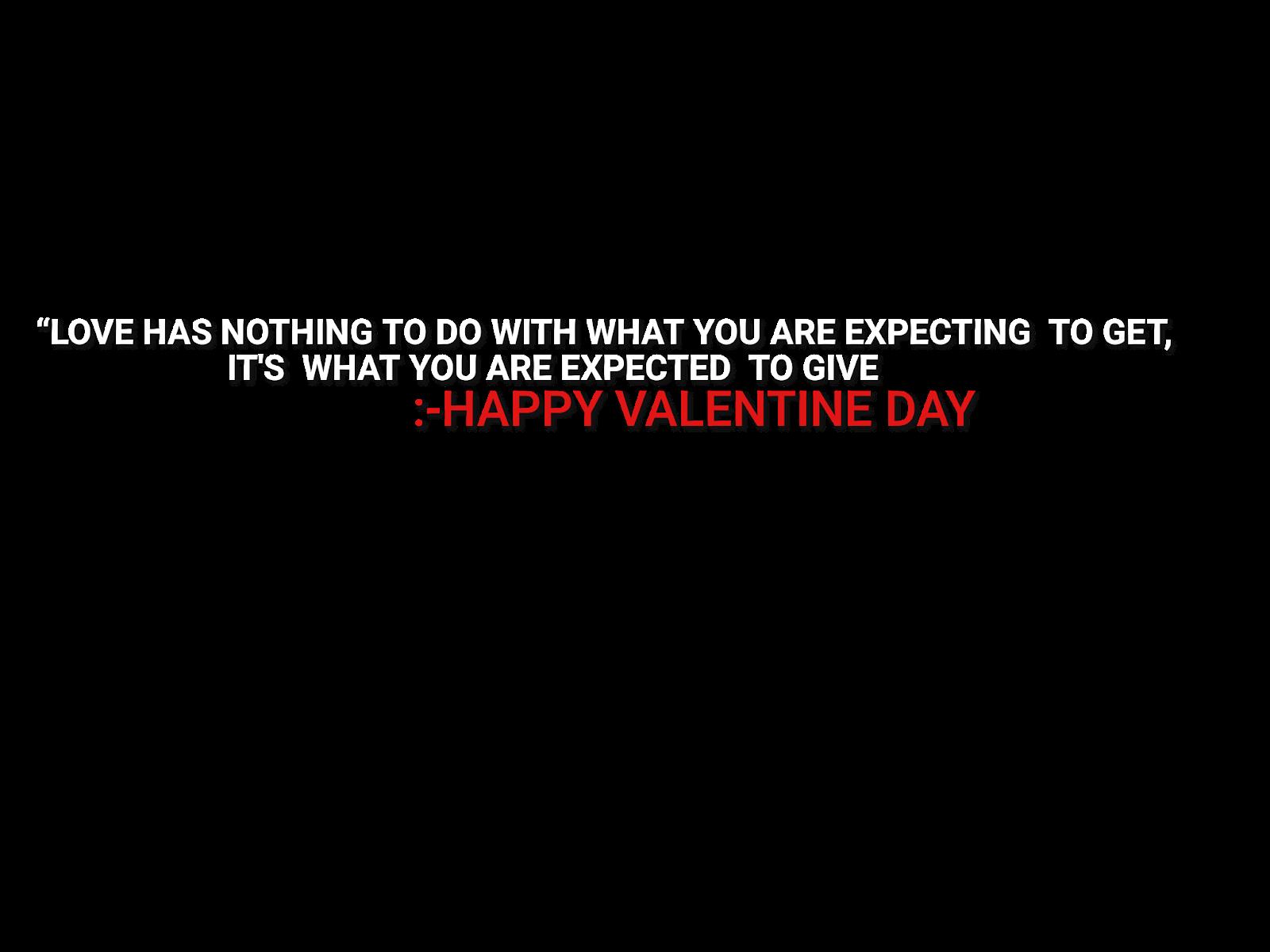 Designer Randhir Valentine Day Text Png By Randhir