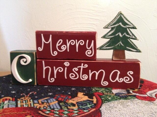 Go Ahead Amp Craft Christmas Wood Crafts