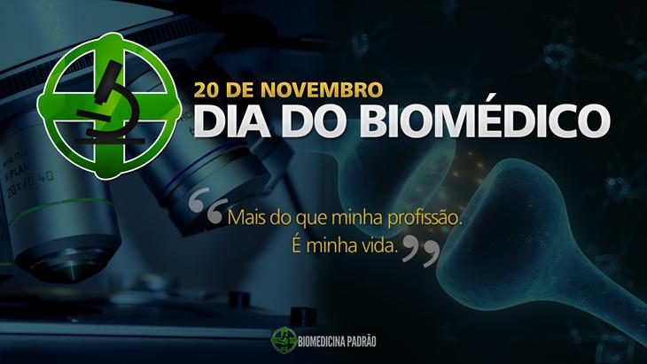 Dia do Biomédico 2018