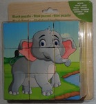 697 13-cubes éléphant