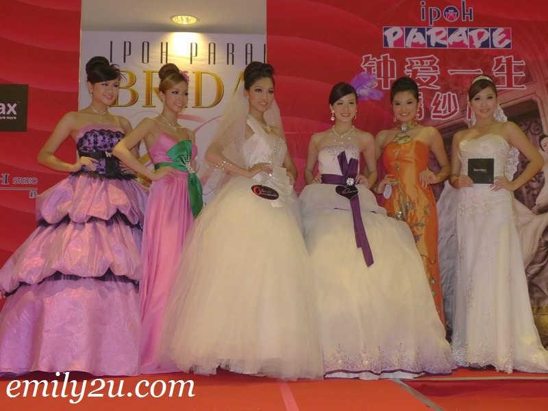 3rd Ipoh Parade Bridal Fair: Bridal Fashion Show