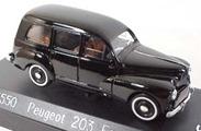 4550 Peugeot 203 familiale 1954