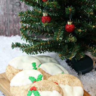 Chai Snickerdoodle Holiday Cookies