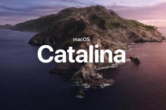 ดาวน์โหลด macOS Catalina Wallpaper