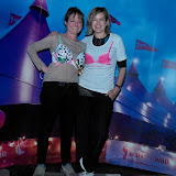 WWW.ENTSIMAGES.COM -   Janet Ellis and Penny Smith    taking part in    The MoonWalk London May 11th 2013                                                   Photo Mobis Photos/OIC 0203 174 1069