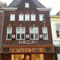 Verbouwing winkel Marc Cain Kerkstraat 's-Hertogenbosch