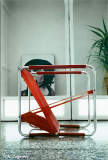 Chair design and photo by Reinaldo Togores.