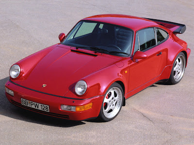 1993 Porsche 964 Speedster. Porsche introduced the 964
