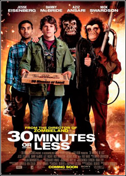 Download 30 Minutos ou Menos BRRip AVI RMVB Legendado
