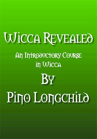 Cover of Pino Longchild's Book Wicca Revealed An Introductory Course In Wicca