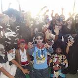 Halloween celebrations on 31/10/2014