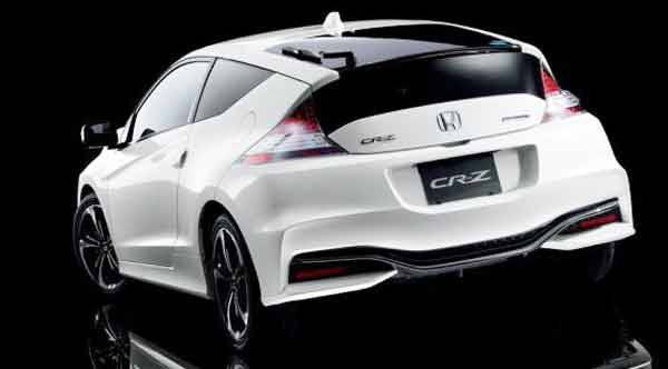 2016 Honda CR-Z Gets Updated Feature and Specs