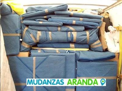 Empresas transportes Quintanilla de Arriba