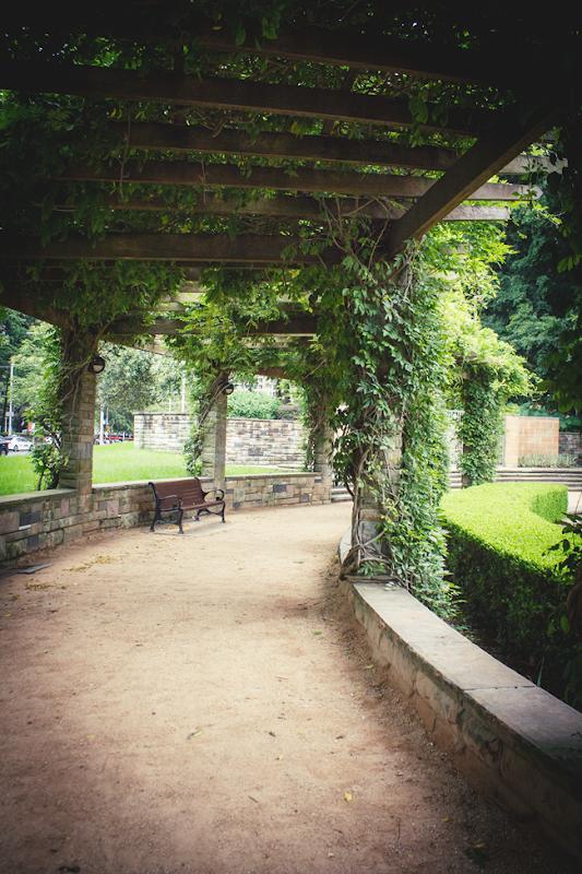 King George V & VI Memorial Gardens, Sydney | Lavender & Twill