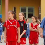 Las Alevines preparan la nueva temporada contra Maristas