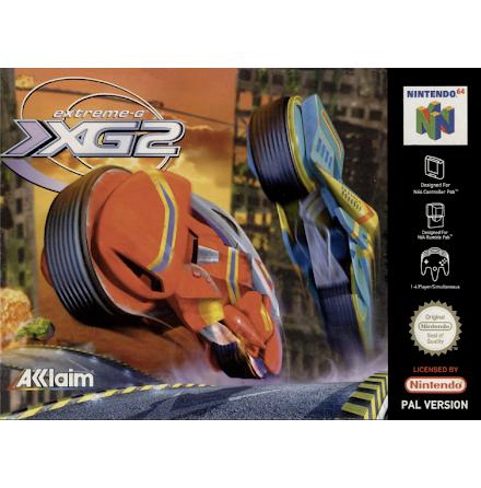 Extreme-G 2