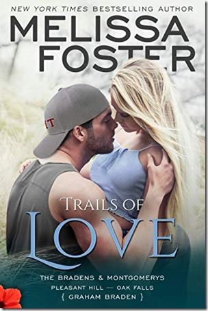 New Release: Trails of Love by Melissa Foster + Excerpt, Teaser, and Giveaway | About That Story