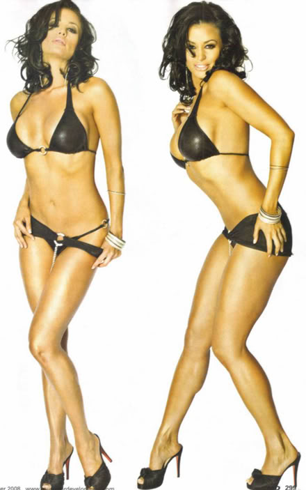 Candice Michelle in a bikini is a good thing:celebrities,bikini girl0