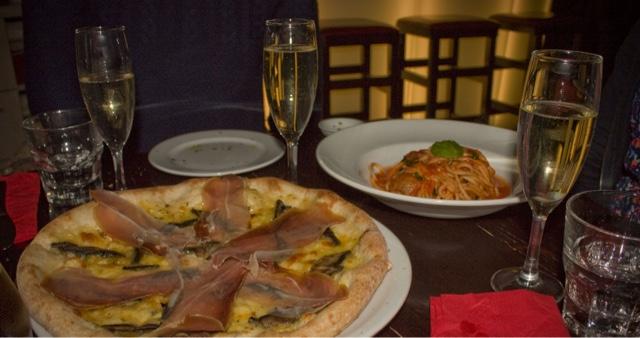 Italian Restaurant Wellington Cuba Street