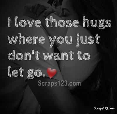 A Hug is Worth Thousand Words  Image - 2