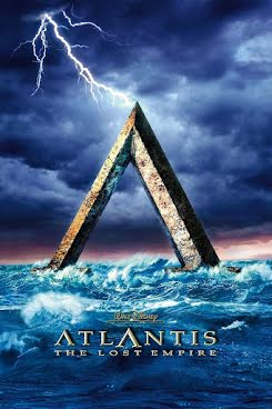 Atlantis: El imperio perdido - Atlantis: The Lost Empire (2001)