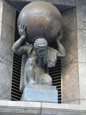 Thumb Atlas sculpture on collins street melbourne 1024