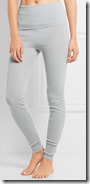Eres Rib Knit Cashmere Leggings