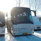 Bova Futura van Connexxion tours bus 450