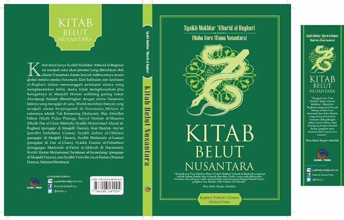"""Buku Kajian Islam Nusantara : """"Kitab Belut Nusantara"""""""