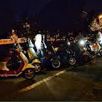 Vespa night riders - 31. července 2013 - Martin Šimon