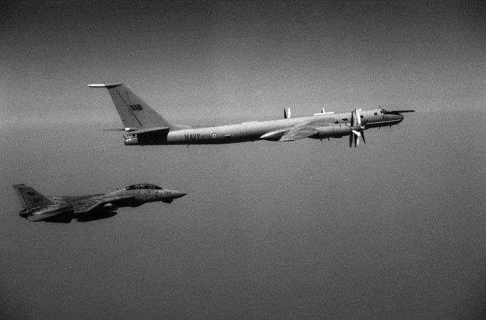 Tu-142 - IN314 - Maritime Aircraft - Indian Navy - 01 - TN
