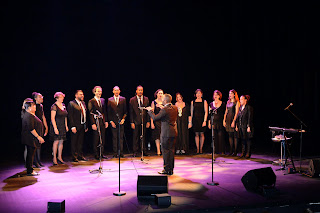 Sel - concert Gospel organisé par rotary (GA)