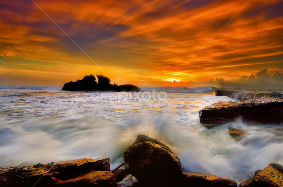 R by Raung Binaia - Landscapes Waterscapes