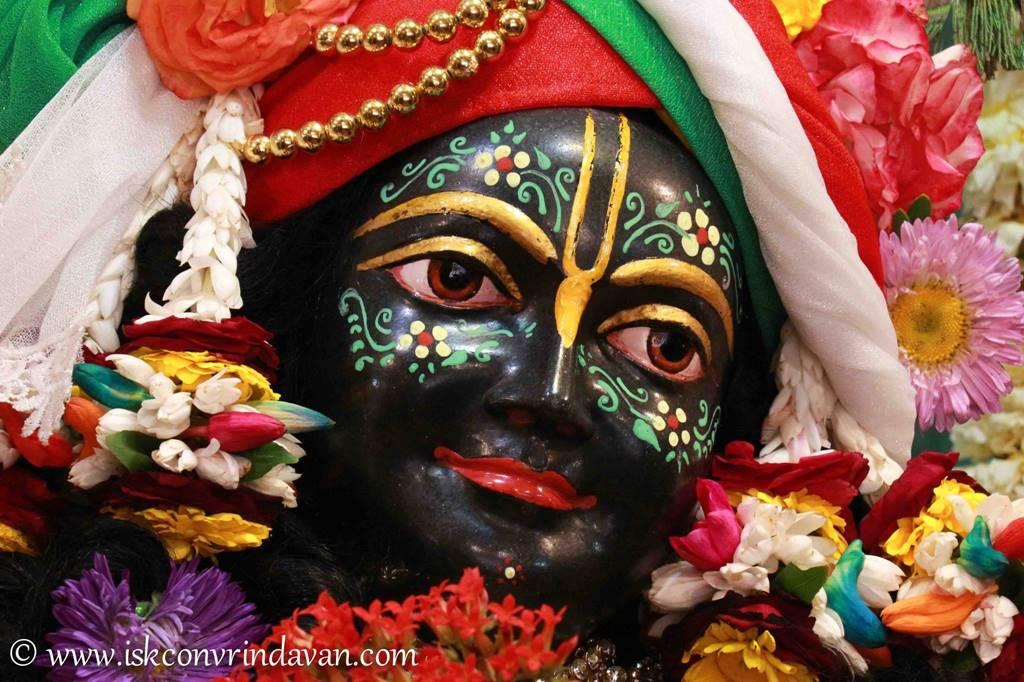 ISKCON Vrindavan Sringar Deity Darshan 28 Feb 2016 (3)