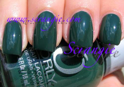 Orly Fall 2009 Once Upon A Time
